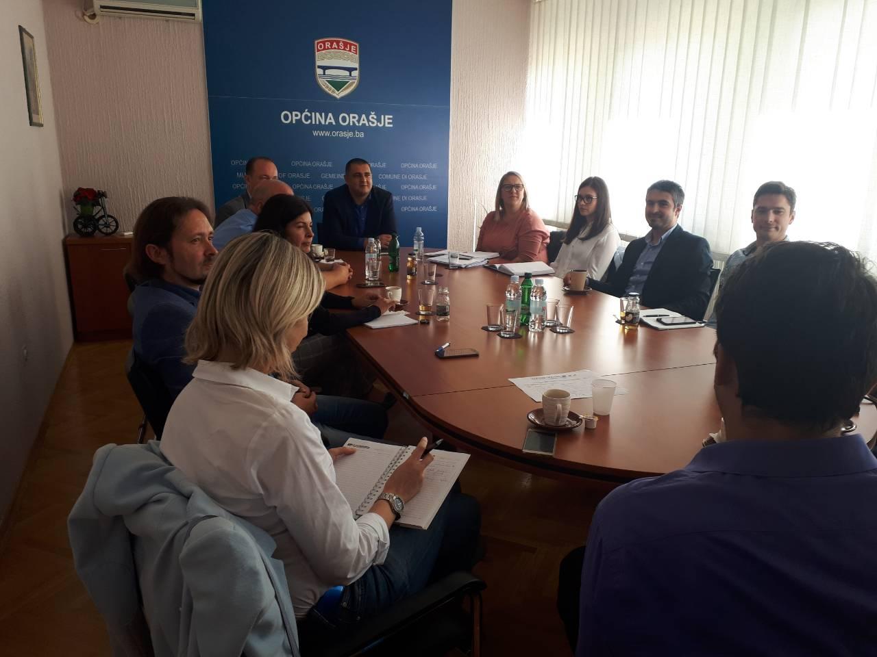 Održan 2. sastanak Zajedničkog savjetodavnog odbora projekta Invest in Lipik, Orašje & Grešnica- INVEST IN LOG