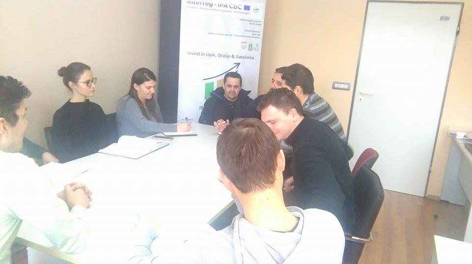 Podignuta razina poduzetničkih kompetencija malih i srednjih poduzetnika u gradu Lipiku