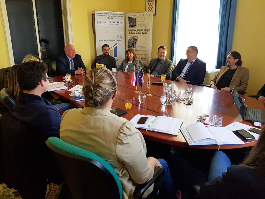 Treći sastanak zajedničkog savjetodavnog odbora projekta Invest in LOG: Priprema gospodarskih sajmova